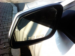 inscriptionare oglinzi bmw seria5 facelift stanga 300x225 Foto